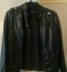 Куртка кожа/зам женская