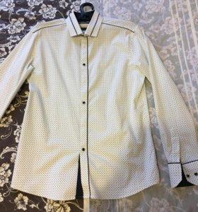 Рубашка мужская 46 размер