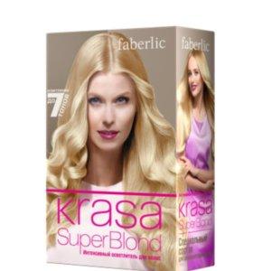 Интенсивный осветл-ль Krasa Super Blond faberlic