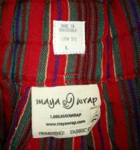 Слинг с кольцами (сск) maya wrap