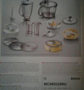 Кухонный комбайн Bosh
