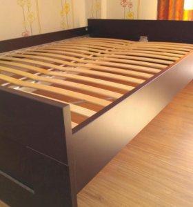 Кровать из ИКЕА