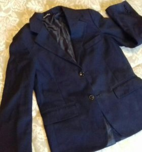 Пиджак для первокласника