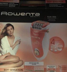 Продам эпилятор ROWENTA beauty новый