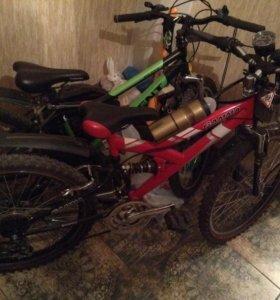 Велосипед gamma sd
