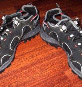 Летние кроссовки salomon