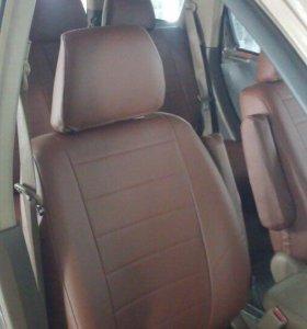 Чехлы Honda CR-V ЭкоКожа
