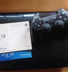PlayStation 3  500 gb+игры
