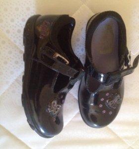 Ботиночки Klarks