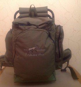 Рюкзак с раскладным стулом AVI OUTDOOR Fiskare Pro