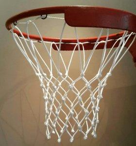 Реально хорошая баскетбольная сетка.