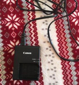 Зарядка на фотоаппарат Canon
