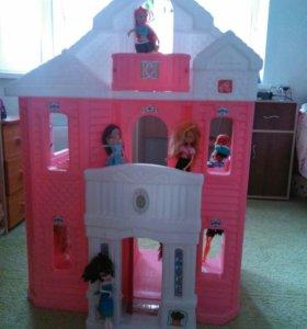 Кукольный дом step 2