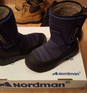Ботинки зимние Nordman