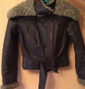 Куртка на девочку 9-12 лет