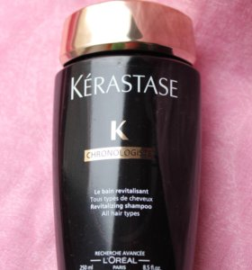 Kerastase chronologiste шампунь-ванна 250 мл.