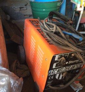 сварочный аппарат arc welder aw79250