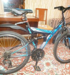 Продам срочно горный велосипед