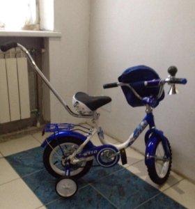 Велосипед Пилот Stels 110