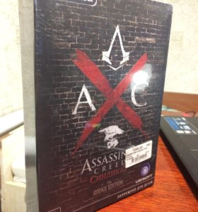 Assassin's creed syndicate rooks edition (PC)