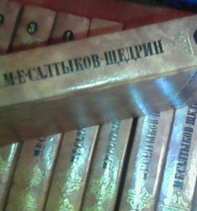 1 0томов сочинений Салтыков-Щедрин