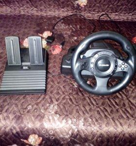 Игровой руль DEFENDER FORSAGE GT