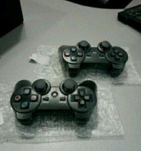Джойстики на PS3 новые