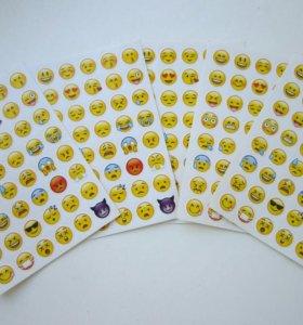"Стикеры ""Emoji"""
