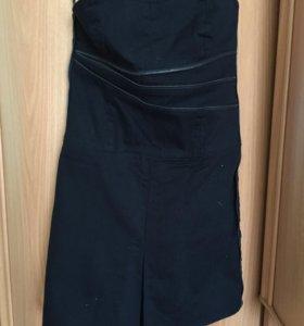 Новое джинсовое платье oodji