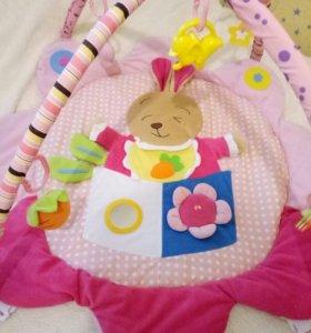 Продам развивающий коврик