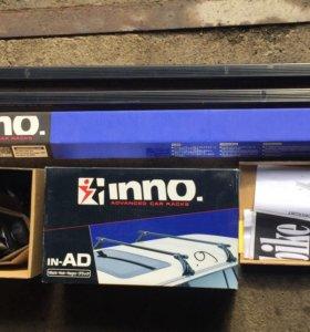 Продам Базовый багажник на водостоки Inno in-AD