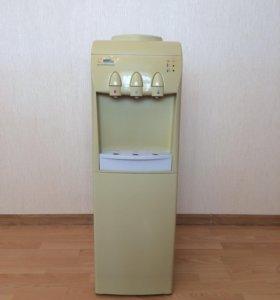 Кулер для воды на 3 крана + холодильник 20 л