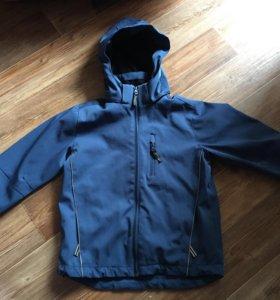 Куртка весенняя мембрана, размер 122