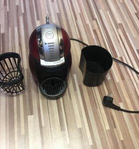 Кофеварка Nescafé dolce gusto