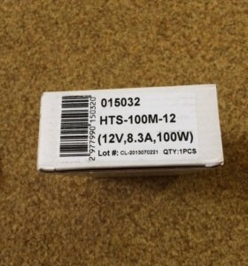 Блок питания HTS-200-50148.3A, 100W)