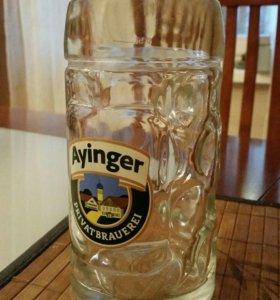 Пивная кружка Ayinger