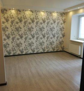 Квартира, 1 комната, 59 м²