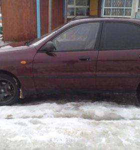 Автомобиль ЗАЗ-Шанс