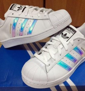 Adidas Superstar Хамелеоны