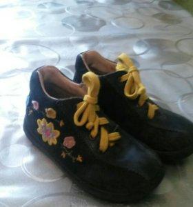 дет ботиночки
