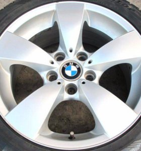 Литье R17 5/120 BMW Оригинал - Стиль 138