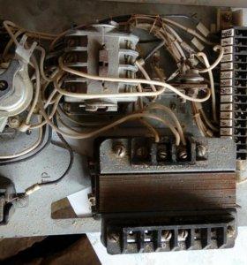 Щит управления двигателем