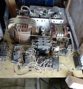 Щит управления двигателем 5,5квт