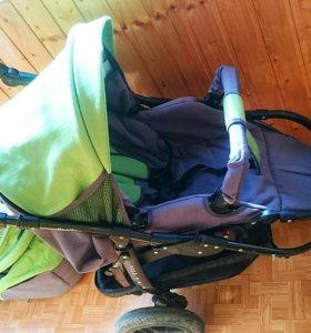 Детская коляска 2 в 1 RETRUS fire
