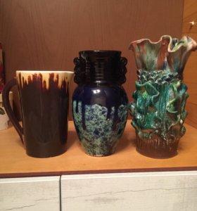 ваза и графин