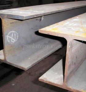 Балка двутавр стальная марка 36М