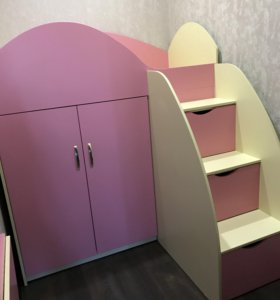 Мебель детская для девочки