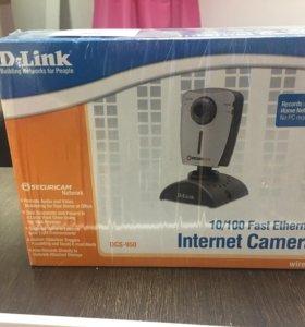 Онлайн камера D-link