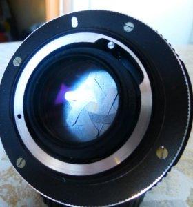Helios 44 4 5 6 с бесконечностью на Nikon