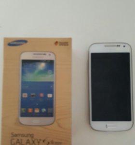 Samsung galaxy s4 mini dous